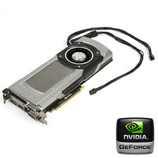 Apple Mac Pro Nvidia GTX780 3GB grafica Scheda video Dual DVI Cuda 2008 - 2012 4K
