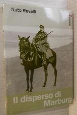 IL DISPERSO DI MARBURG Nuto Revelli San Paolo I Protagonisti Biografia Storia
