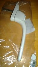 White Inline Espag Upvc Window Handles 40mm spindle Brand New low price