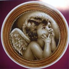 DIY Angel Counted Cross Stitch Embroidery Kit Needlework Wall Art Home Decor