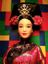 Princess of China 2001 Barbie Collectibles RARE VINTAGE CHRISTMAS PRESENT!