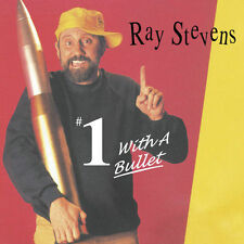 FREE US SH (int'l sh=$0-$3) USED,MINT CD Ray Stevens: #1 With a Bullet