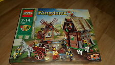 LEGO KINGDOMS Mill Village Raid set 7189 NEW BNIB box sealed RARE castle