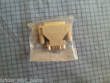 Brand New & Sealed Lego Dacta 25 Pin Male Serial to Male Parallel Adapter
