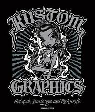 Kustom Graphics: Hot Rods, Burlesque and Rock 'n' Roll, , Good Book