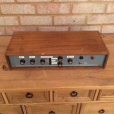 Vintage Audix PA25 Hifi Amplifier
