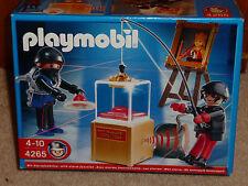 Nuevo Y En Caja Playmobil 4265-muy Raro