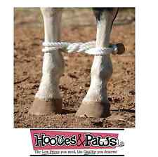 Rope Horse Hobbles Martin Saddlery Top Tier Quality Heavy Duty Horse Tack