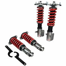 Godspeed Mono RS  Damper Coilover Strut Suspension For 10-14 Subaru Legacy BM/BR