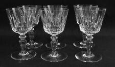 Baccarat Buckingham, 6 Verres En Cristal Vin Rouge, Possibilité 12
