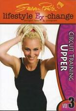 SUSAN POWTER CIRCUIT TRAINING UPPER LIFESTYLE DVD NEW