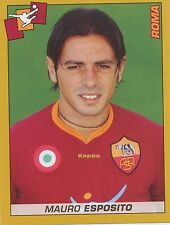 N°383 MAURO ESPOSITO # AS.ROMA STICKER FIGURINA PANINI CALCIATORI 2008