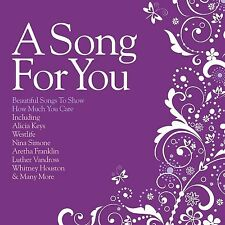 Various Artists-A Song For You CD