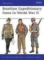 OSPREY MAA 465 : BRAZILIAN EXPEDITIONARY FORCE WWII NEU