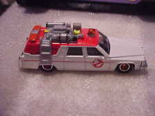 Hot Wheels Mint Loose Ghost Busters ECTO-1 with Red Roof & Real Rider Tires