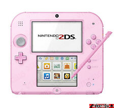 Nintendo 2DS Pink Color Handheld Console NTSC-J Japan