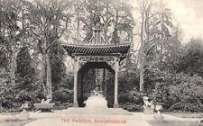 SANDRINGHAM( Norfolk):  The Pagoda-CASTLE RISING single ring