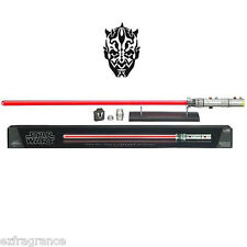 Star Wars Signature Series Force FX Lightsaber w/Removable Blade - Darth Maul