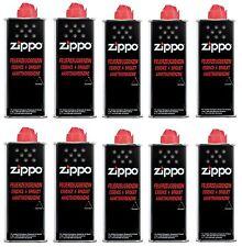 ZIPPO Feuerzeug Benzin 10 x 125 ml ANGEBOT Special SALE in Deutschland PORTOFREI