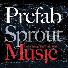 Prefab Sprout Let's Change the World with Music CD Paddy McAloon indie pop 2009