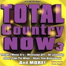 Audio CD Total Country Now 3  - Done Again New