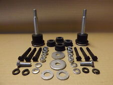 CLASSIC MINI REAR SUBFRAME FITTING KIT 1976 ON BUSHES BOLTS NUTS & WASHERS MS43