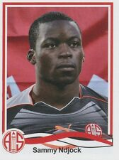 N°313 SAMMY N'DJOCK # CAMEROON ANTALYASPOR.AS STICKER PANINI SUPERLIG 2011