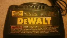 DeWalt DW9116 7.2V-18V 1 Hour NiCd Battery Charger