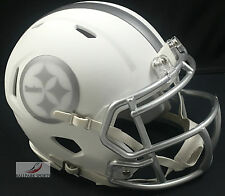 PITTSBURGH STEELERS (WHITE ICE) Riddell Speed Mini Helmet