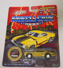 JOHNNY LIGHTNING MUSCLE CARS USA 1970 SUPER BEE SERIES 11 1:64