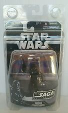 Star Wars Exclusive SAGA Black Shadow Trooper Stormtrooper w/ Clamshell