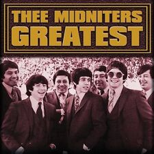 THEE MIDNITERS - Greatest [Microwerks] [Digipak] CD * BRAND NEW/STILL SEALED *
