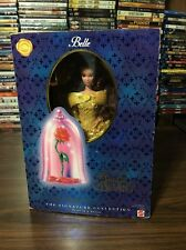 Mattel Disney's Beauty And The Beast Belle Signature Collection