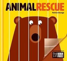 Animal Rescue by Patrick George (2015, Hardcover)