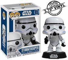 Figurine Stormtrooper - Pop Star Wars - Bobblehead Funko - EN STOCK
