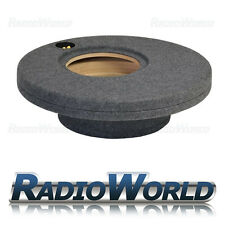 "16 ""Ruota di scorta CUSTOM FIT MDF 10"" SUB BOX SUBWOOFER Enclosure Bass"