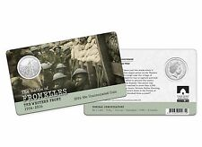 2016 The Battle of Fromelles - The Western Front 50c Coin