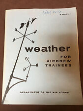 Weather for Aircrew Trainees