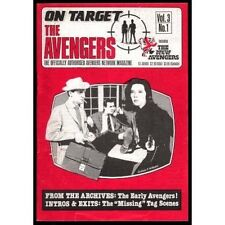 Dave Rogers - ON TARGET: THE AVENGERS Vol. 3, No. 1