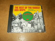 CD (TOTO 5) - various artists - THE BEST OF THE RAREST DOO WOPS - POPCORN