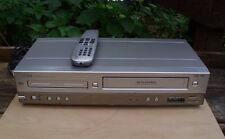 Philips DVD757VR DVD Player and VCR Recorder COMBI VIDEO