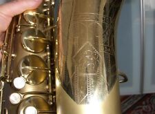 "Tenor saxophone conn 10m""Naked Lady"" 1947"