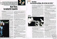 Coupure de Presse Clipping 2004 (2 pages) Kool Shen