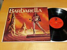 THE YOUNG LOVERS Hit Songs Of Barbarella DESIGN Stereo VG++/NM-