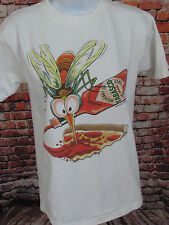 TABASCO Brand Size Small Unisex T-Shirt SS Summer Graphic Avery Island LA.