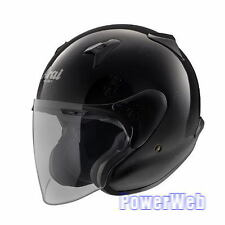 NEW IN BOX ARAI MZ-F GLASS BLACK 61-62cm XL HELMET MADE IN JAPAN