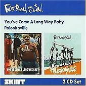 FATBOY SLIM 'PALOOKAVILLE / YOU'VE COME A LONG WAY BABY' NEW/SEALED 2xCD SET