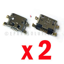 2 X Alcatel One Touch POP MEGA A995L USB Charging Port Connector Dock Socket