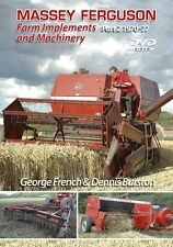 MASSEY FERGUSON Farm Implements & Machinery Part 2 1970-1977 DVD NEW & SEALED