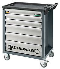 Stahlwille 90/6A 6 Drawer Tool Trolley / Roller Cabinet